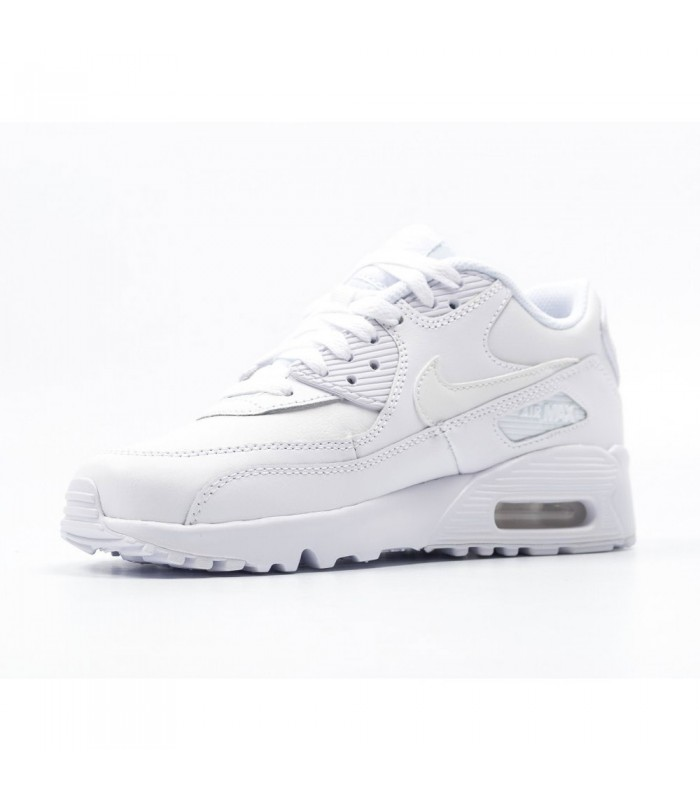 2f19e83656 Nike air max 90 ltr (GS) pelle nero - oneoutlet