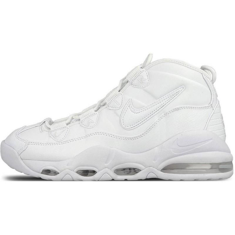 Nike air max uptempo 2573 bianco