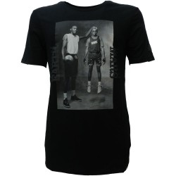 Jordan t-shirt uomo 2835 nero 878411 010 nic