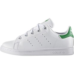 Adidas stan smith C 2861 bianco BA8375 bambino originals