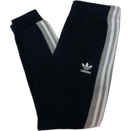 Adidas pantalone tuta 2868 bambino CE1087 J M FL blu