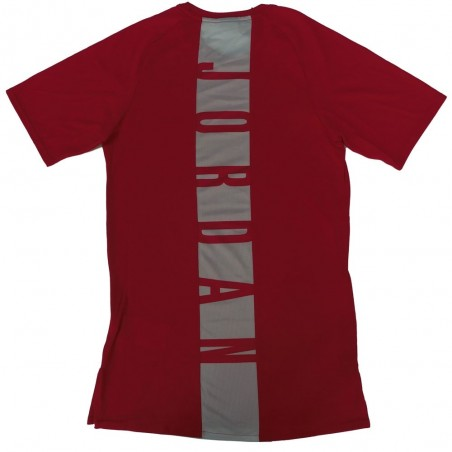 Jordan t-shirt uomo 2980 889713 657 rosso