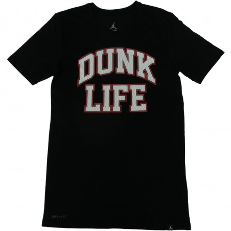 Jordan t-shirt uomo 2984 895177 011 nero