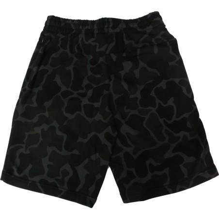 Adidas bermuda uomo 3042 bs2085 street short, nero