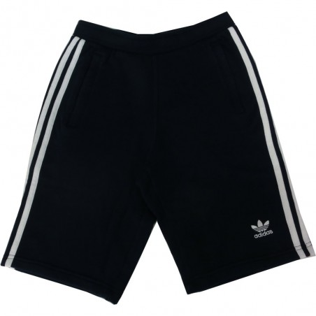 Adidas bermuda uomo 3043 cw2438 3-stripes short, blu