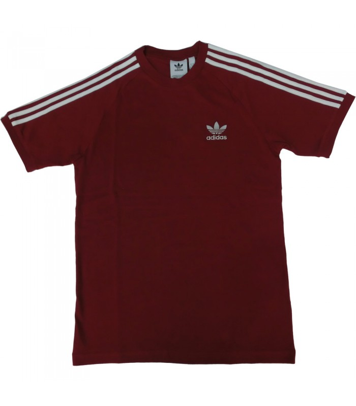 tee shirt adidas bordeaux