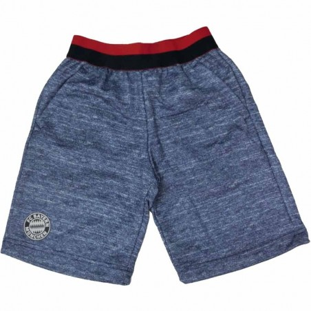 Adidas pantaloncino bambino 3167 cv6197 fc bayern monaco, blu