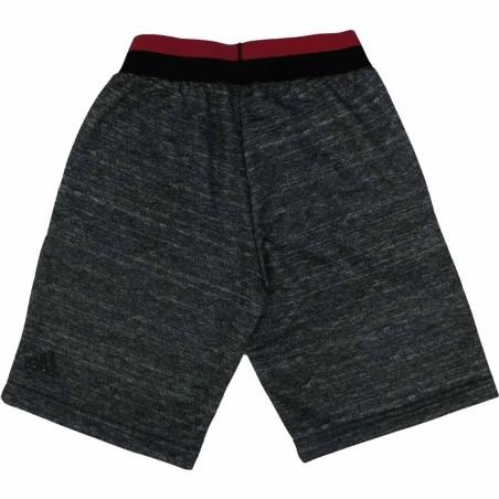 Adidas pantaloncino bambino 3169 cv6187 manchester united, verde