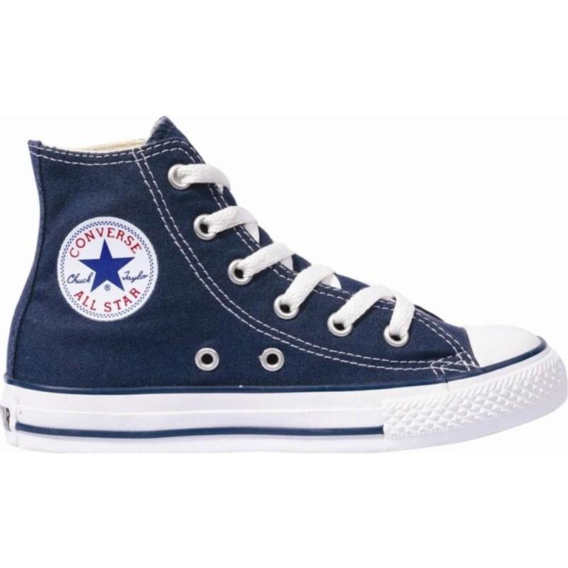 all stars converse blu bambina
