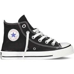 Converse bambino unisex yths c/t all star nero