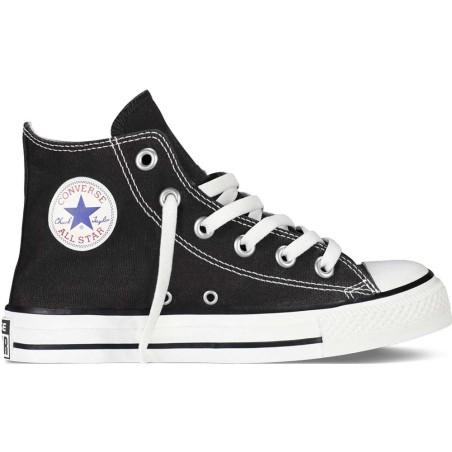Converse bambino unisex 3256 yths c/t all star black 3J231C, nero