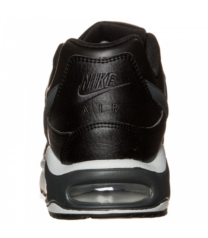 Nike air max command leather 2880 749760 001 nero - oneoutlet e2d8b65b6cf8d