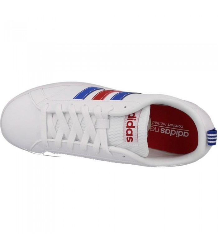 sports shoes 28028 4ed1b ... Adidas vs advantage 3031 f99255 bianco ...
