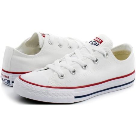 Converse scarpe bambino unisex bianco