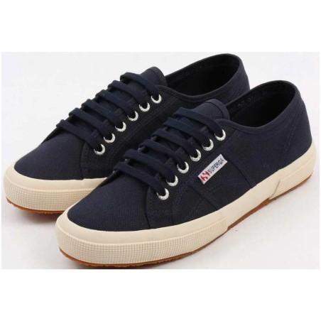 Superga 2750 cotu classic scarpe unisex blu