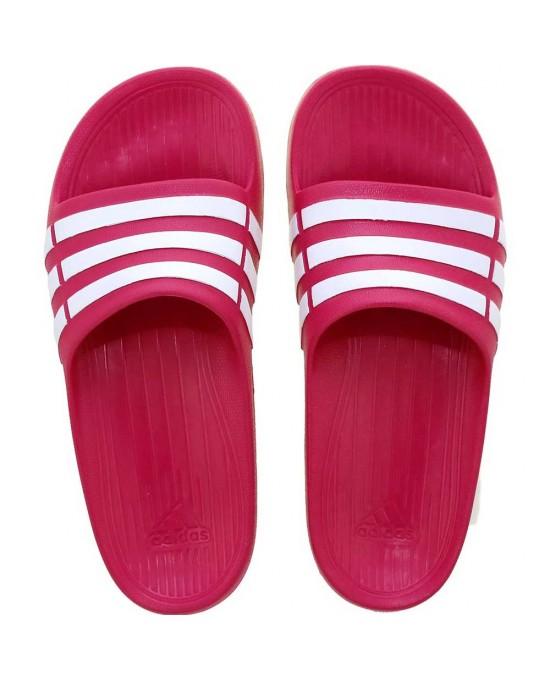 designer fashion e55d8 bfd1c ... Adidas duramo slide K ciabatte mare fuxia