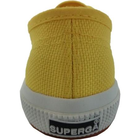 Superga bambino 2750 Jcot classic giallo