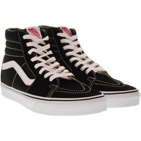 Vans scarpe unisex nero-bianco
