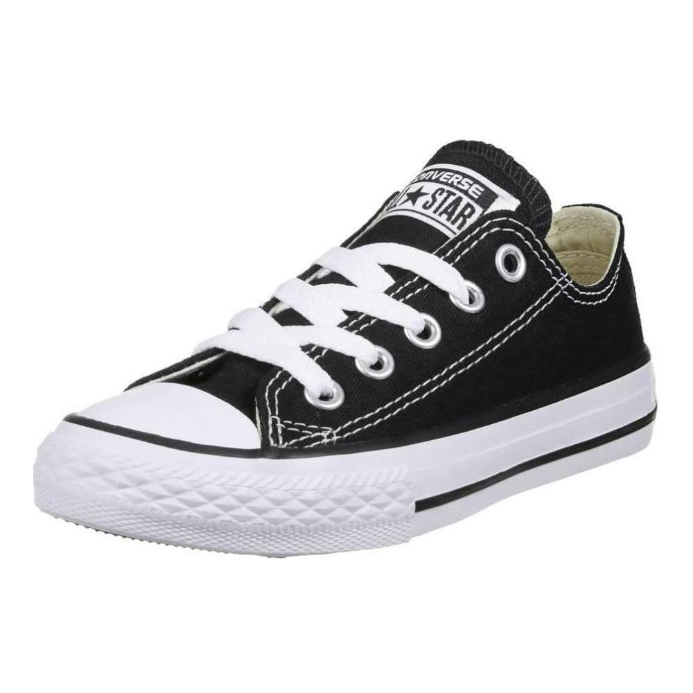 0fb2617685 Converse scarpe bambino unisex nero - oneoutlet
