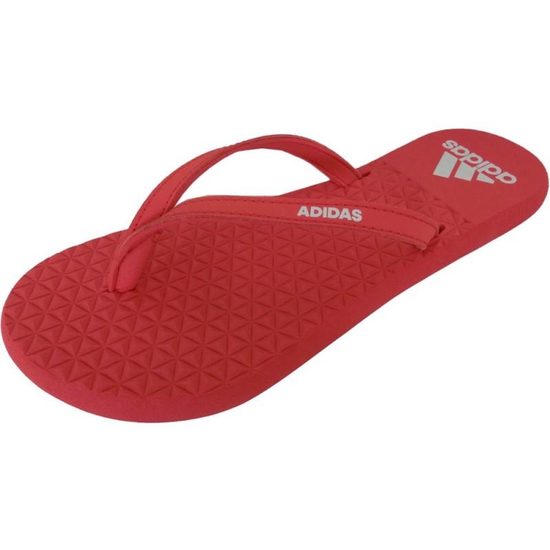 Adidas infradito donna rosso