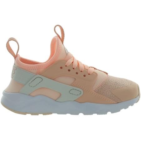 Nike huarache run ultra SE (PS) scarpe bambina rosa