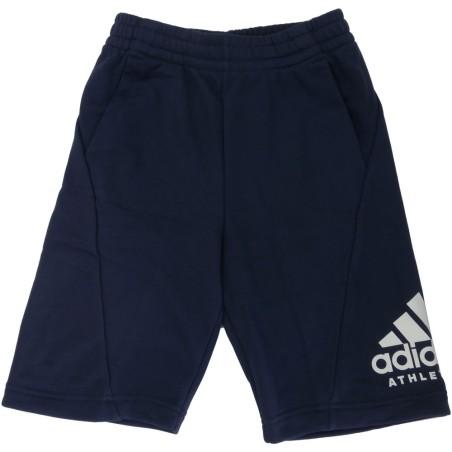 Adidas pantaloncino bambino blu