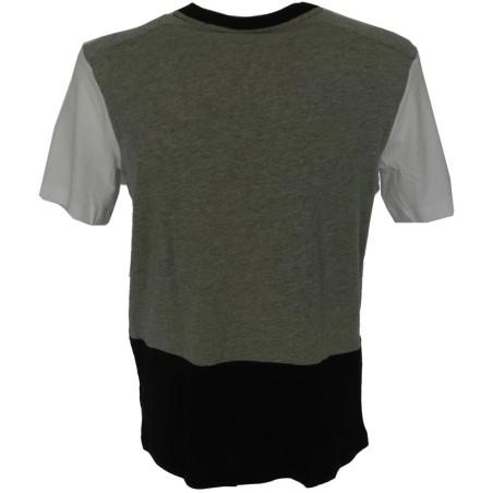 Adidas t-shirt bambino grigio