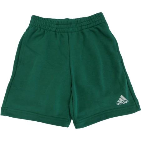 Adidas pantaloncino bambino verde