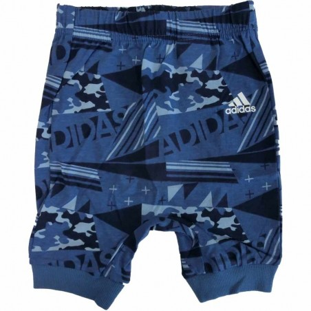 Adidas completino bambino unisex blu