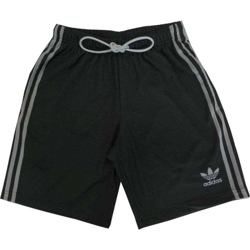 Adidas pantaloncino uomo nero