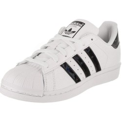 reputable site 196da 04bcd Adidas superstar J scarpe unisex bianco