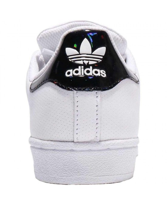 on sale b5536 77c57 ... Adidas superstar J scarpe unisex bianco