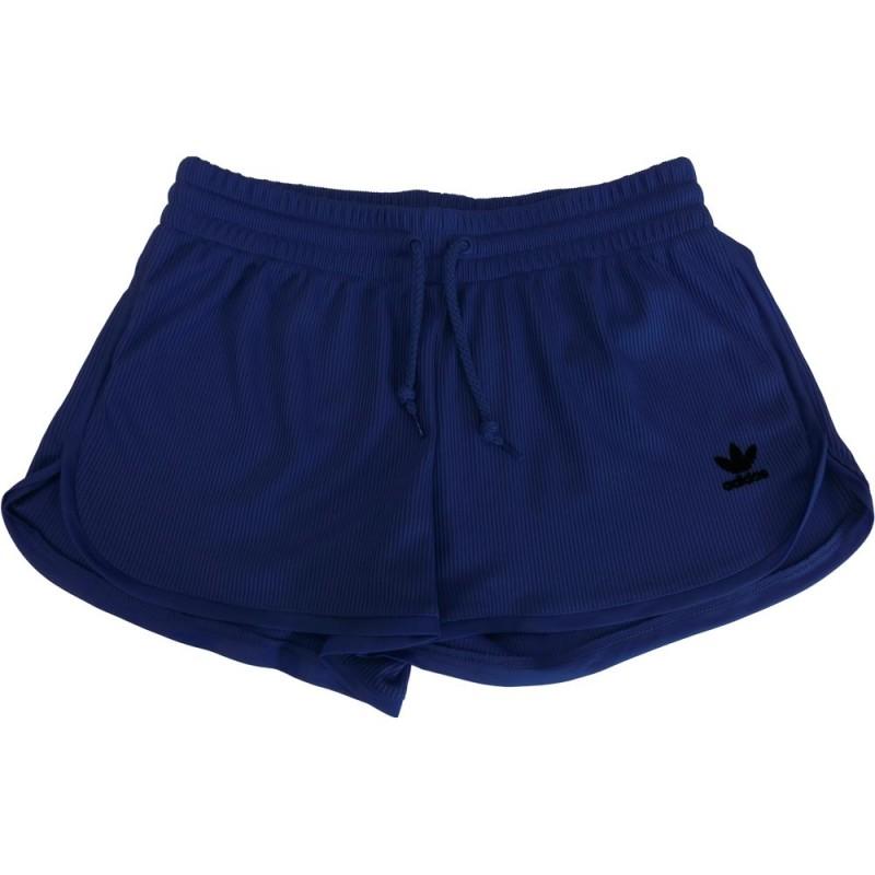 Adidas pantaloncino donna blu