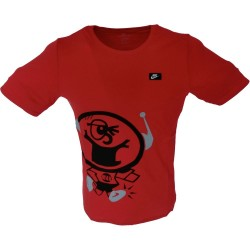 Bambino Unisex T Oneoutlet Rosso Shirt Nike EAqn6w4x4