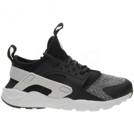 Nike huarache run ultra SE (PS) scarpe bambino nero
