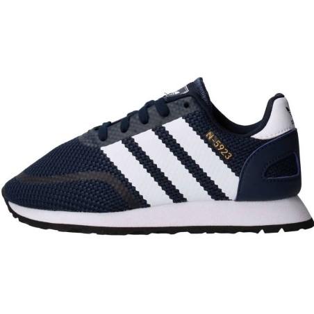 Adidas N 5923 scarpe bambino blu