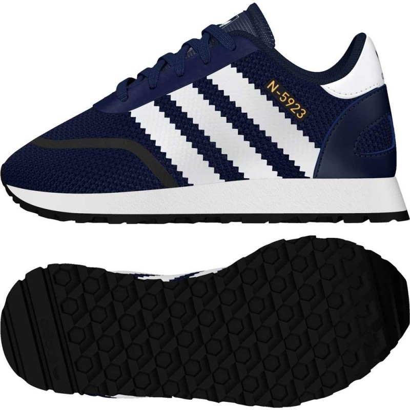 scarpe adidas blu bambino