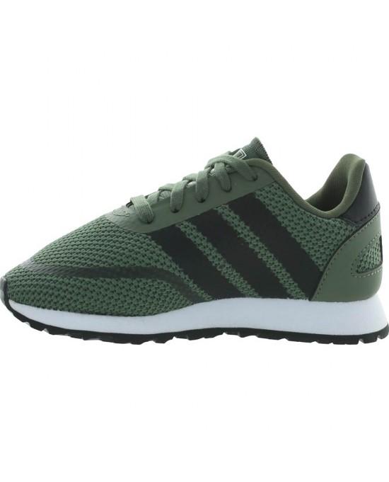 scarpe adidas verde bambino