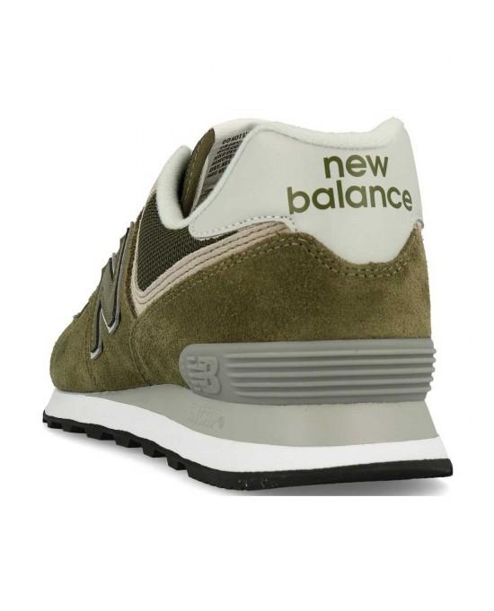 new balance uomo verde