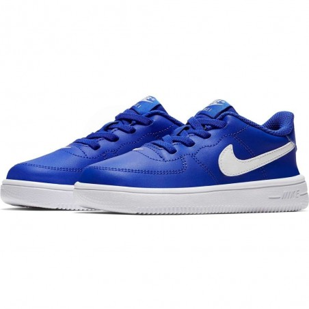 Nike air force 1 18 (TD) scarpe bambino, blu