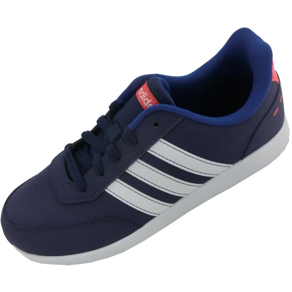 sports shoes e7a5e b87c8 Adidas VS Switch scarpe uomo, blu-bianco - oneoutlet