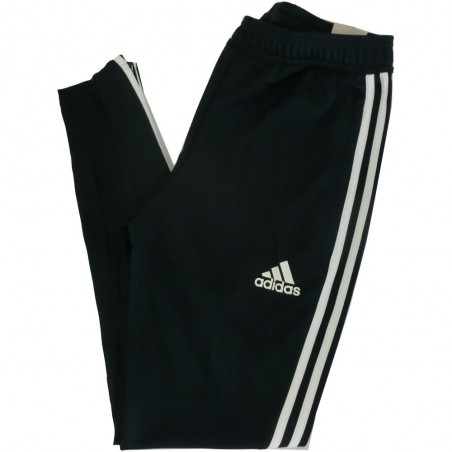 Adidas calcio pantalone real madrid, blu