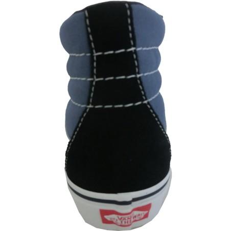 Vans scarpe unisex, nero-blu