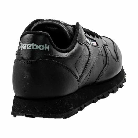 Reebok classic scarpe unisex, nero