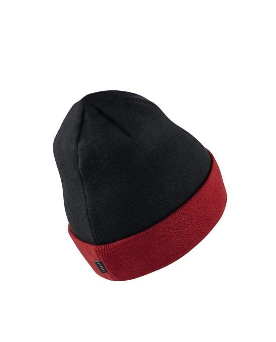 73b08f2c8c Jordan cappello unisex adulto, nero-rosso - oneoutlet