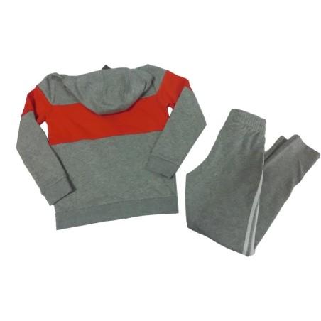 Adidas YB TS cotton tuta bambino
