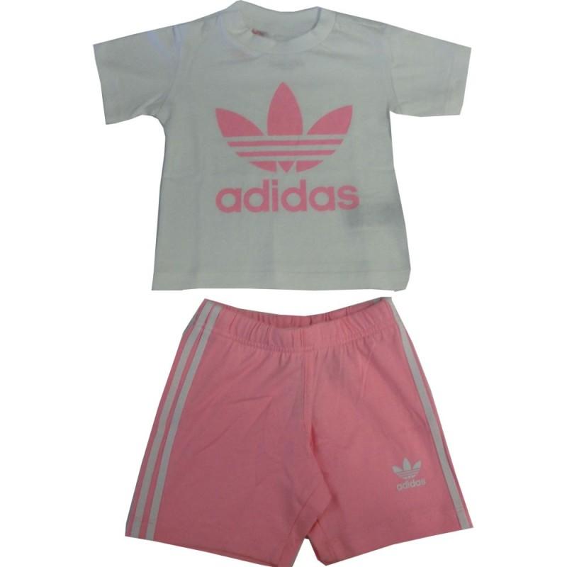 Adidas completino bambina