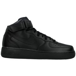 nike air force 1 mid 07 2147 nero