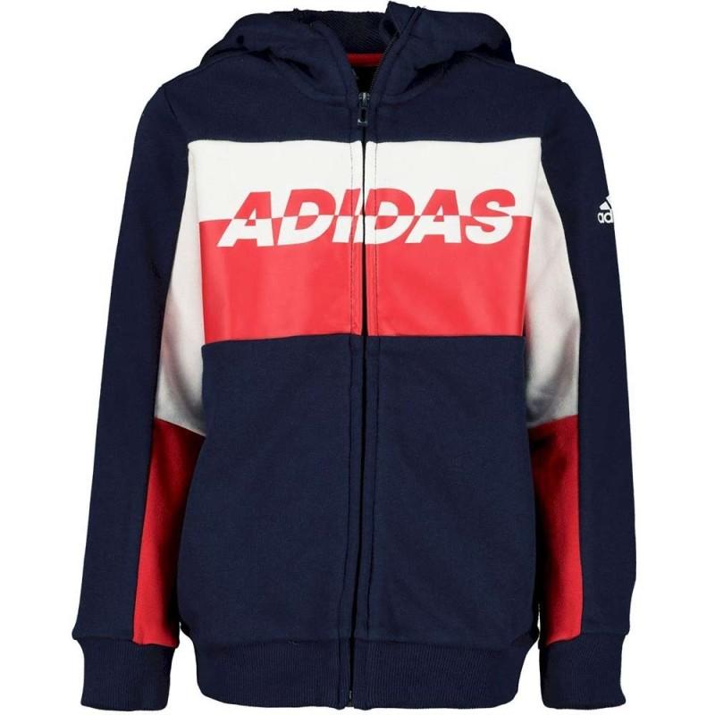 Adidas felpa bambino