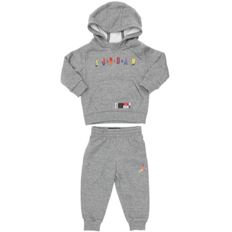 Jordan Tuta Neonato Jumpman Classic Nera 656987-023